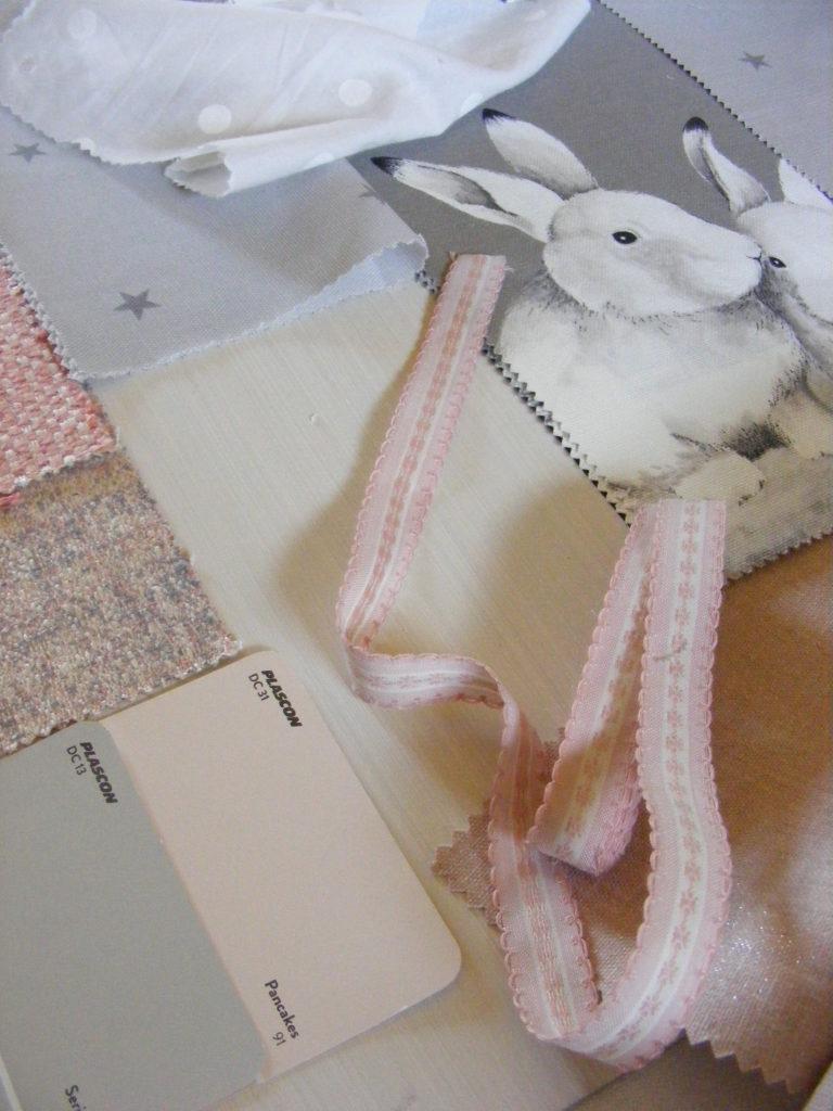 Bunnies story board
